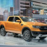 2019 Ford Ranger Super Cab