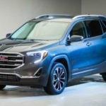 2019 GMC Terrain Colors
