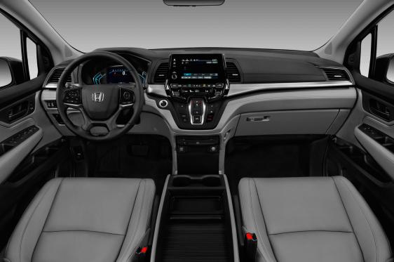 2019 Honda Odyssey Elite Interior