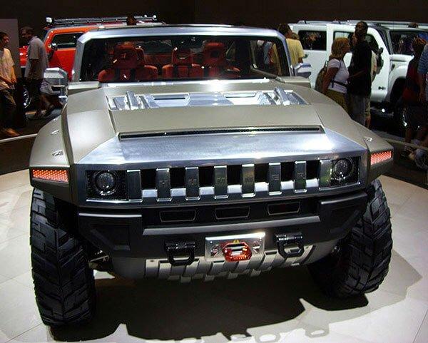 2019 Hummer H3 Model