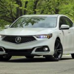 Acura TLX A-Spec