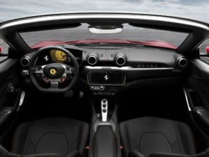 Ferrari Portofino 2019 Interior