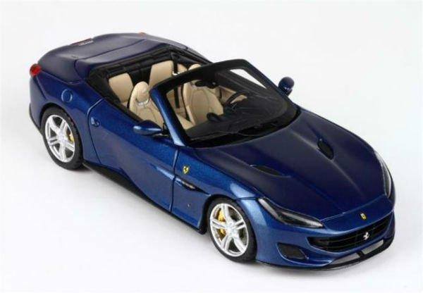 Ferrari Portofino Blue