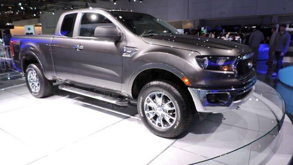 Ford Ranger 2019 Canada