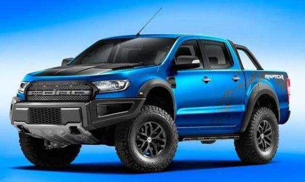Ford Ranger 2019 Raptor