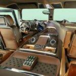 Hummer H1 2019 Interior