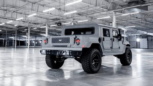 Hummer H1 2019