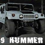 New Hummer H1 2019