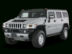 New Hummer H3 2019