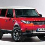 2019 Land Rover Defender 110