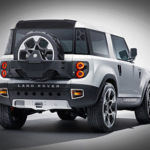 2019 Land Rover Defender UTE