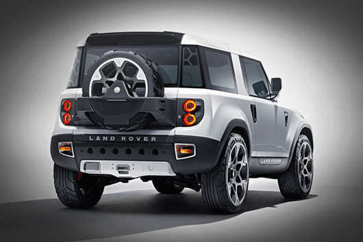 2019 Land Rover Defender UTE