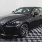 2019 Lexus IS 350 Black