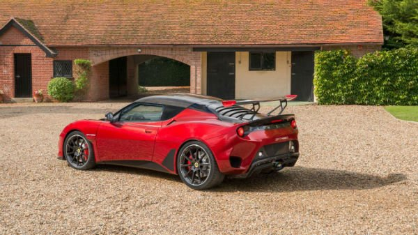 2019 Lotus Evora gt430