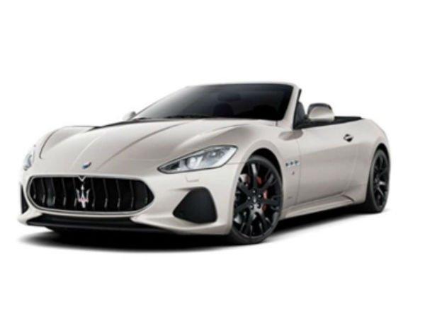 2019 Maserati GranTurismo Convertible