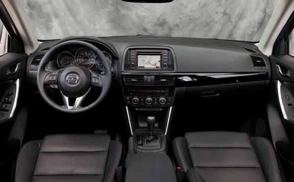 2019 Mazda CX-5 Touring Interior