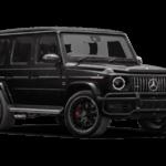 2019 Mercedes-Benz G-Class Black