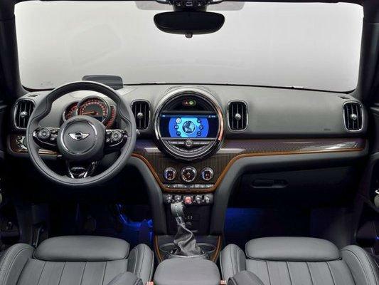 2019 Mini Cooper Interior