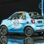 2019 Smart EQ Fortwo Cabrio