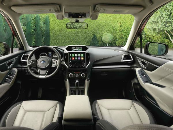 2019 Subaru Forester Touring Interior