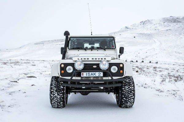 Land Rover Super Defender