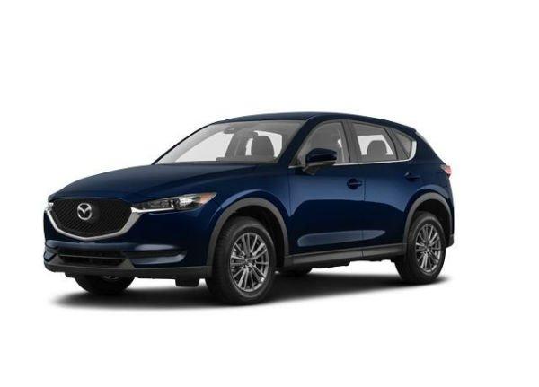 Mazda CX-5 2019 Blue