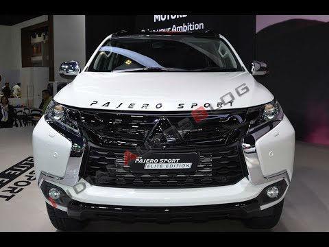 Mitsubishi Pajero 2019 Modified