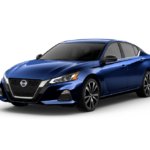 Nissan Altima 2019 Blue