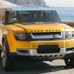 Rover Defender USA