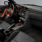 Scion tC Interior