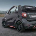 Smart Fortwo Brabus 2019
