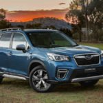 Subaru Forester 2019 Blue