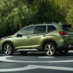 Subaru Forester 2019 Green