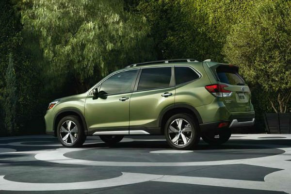 Subaru Forester 2019 Green