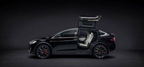 Tesla Model X 2019 Black