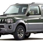 2019 Suzuki Jimny Black
