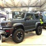 2019 Suzuki Jimny Lifted