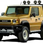 2019 Suzuki Jimny Modified
