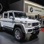 2019 Mercedes Maybach G650