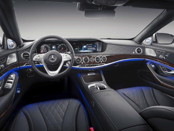 2019 Mercedes Maybach S650 Interior