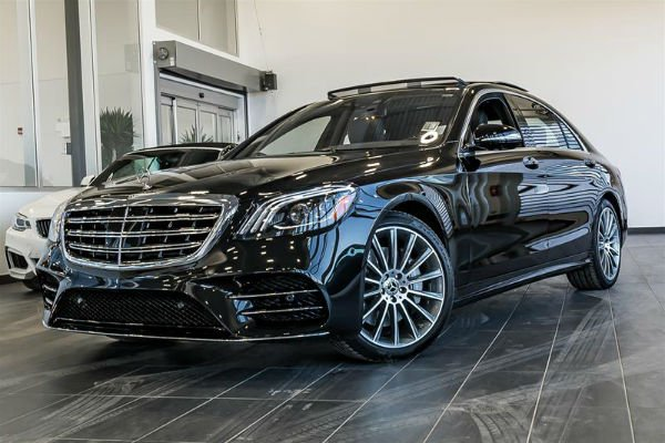 Mercedes Maybach 2019 S 560
