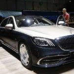 Mercedes Maybach 2019 S Class