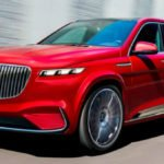 Mercedes Maybach 2019 SUV