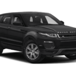 2019 Range Rover Evoque Black