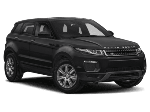 2019 Range Rover Evoque Black