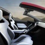 2019 Tesla Roadster Interior