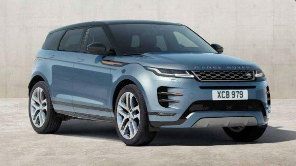 Range Rover Evoque 2019 India
