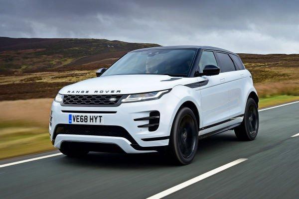 Range Rover Evoque 2019 White