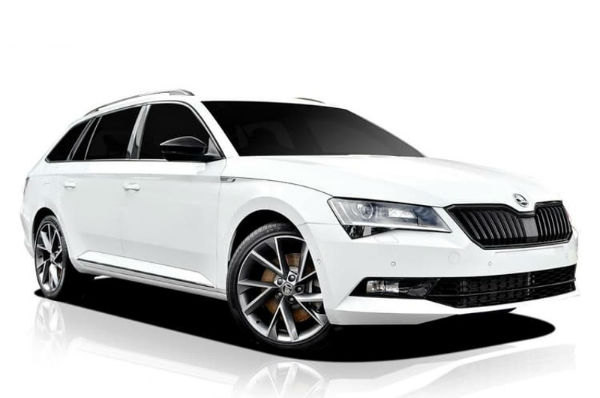 Skoda Superb 2019 Egypt