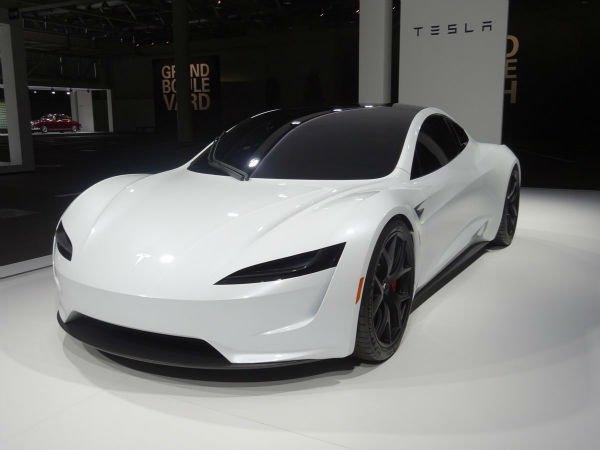 Tesla Roadster 2019 Precio